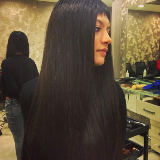 kısa saça saç kaynak